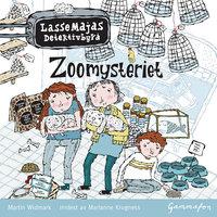 LasseMaja - Zoomysteriet