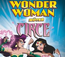 Wonder Woman möter Circe - Laurie S. Sutton