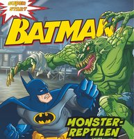 Batman. Monster-reptilen - Katharine Turner