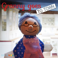 Granny Goes To Town - a kids yoga story - GOYOkids