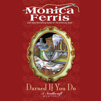 Darned if You Do - Monica Ferris