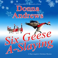 Six Geese A-Slaying - Donna Andrews