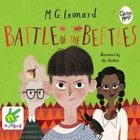 Battle of the Beetles - M.G. Leonard