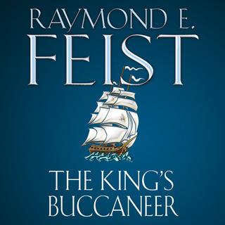 The King S Buccaneer Lydbok Raymond E Feist Storytel border=
