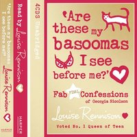 Are these my basoomas I see before me? - Louise Rennison