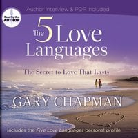 The Five Love Languages - Dr. Gary Chapman