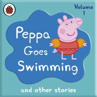 Peppa Pig - Peppa Goes Swimming and Other Audio Stories - Ladybird