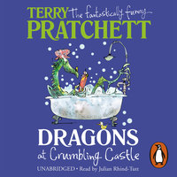 Dragons at Crumbling Castle - Terry Pratchett