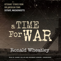 A Time for War - Ronald B. Wheatley