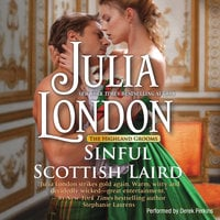 Sinful Scottish Laird - Julia London