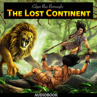 The Lost Continent - Edgar Rice Burroughs