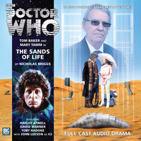 Doctor Who - The 4th Doctor Adventures 2.2 The Sands of Life - Nicholas Briggs