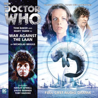 Doctor Who - The 4th Doctor Adventures 2.3 War Against the Laan - Nicholas Briggs
