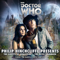 Doctor Who - The 4th Doctor Adventures - Philip Hinchcliffe Presents Volume 1 - Philip Hinchcliffe, Marc Platt