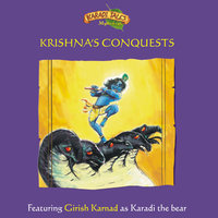 Birth of Krishna - Shobha Viswanath