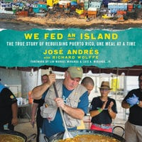 We Fed an Island - Jose Andres