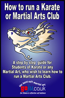 How to Run a Karate Club - Tom Hill