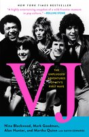 VJ - Nina Blackwood,Mark Goodman,Alan Hunter,Martha Quinn