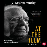 At the Helm - V. Krishnamurthy