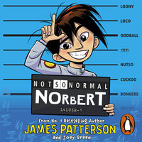 Not So Normal Norbert - James Patterson