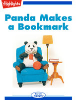 Panda Makes a Bookmark - Beverly Swerdlow Brown