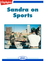 Sandra on Sports - Sandra Neil