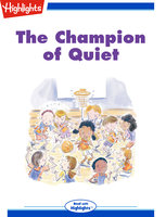 The Champion of Quiet - Tracy Stewart