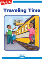 Traveling Time - Pamela Love