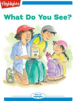 What Do You See? - Lissa Rovetch