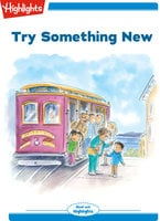 Try Something New - Lissa Rovetch