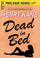 Dead in a Bed - Henry Kane