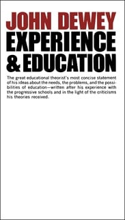 what have i learned from experience and education by john dewey Get this from a library experience and education [john dewey.