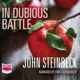 """an analysis of in dubious battle by john steinbeck In """"'written in disorder': john steinbeck's in dubious battle and 'the big strike,'"""" will watson views the san francisco general strike of 1934 as an antecedent for the book, analyzing steinbeck's labor dispute in relation to antonio negri's conception of revolutionary time."""